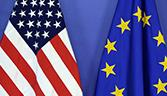 US-EU flags